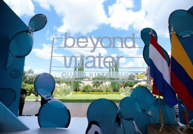 "Inaugura Gobernador la ""Beyond Water Guanajuato Summit 2021"""