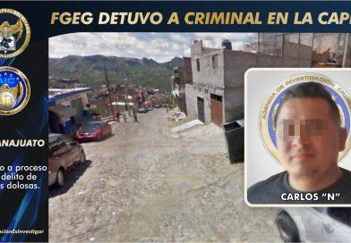 CARLOS «N» se encuentra en prisión y vinculado a proceso penal por dejar parapléjico a su victima