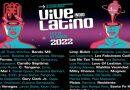 Vive Latino 2022 publica cartel oficial